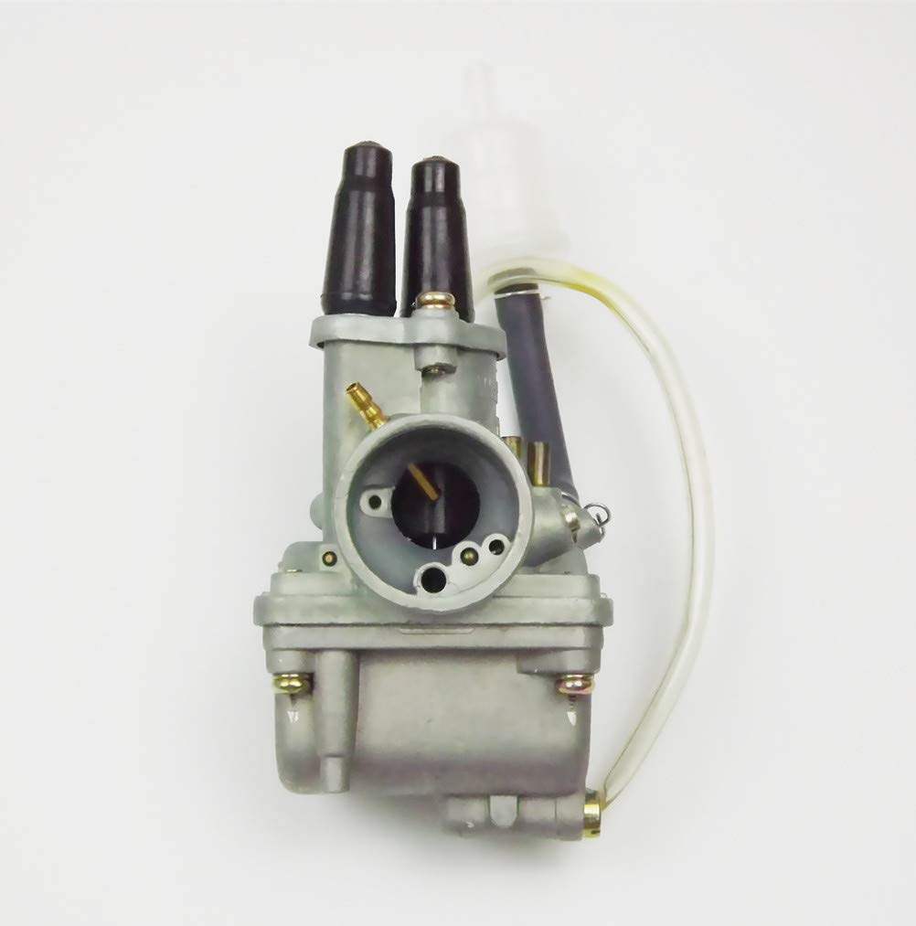 Carburetor Throttle Cable Fuel Filter Kit for Yamaha PW80 Dirt Bike Carb 83-06