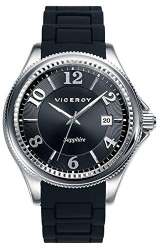 Viceroy Reloj Multiesfera para Mujer de Cuarzo con Correa en Silicona 47889-55: Amazon.es: Relojes