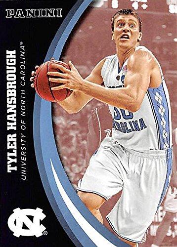 Hansbrough Tyler Carolina North Basketball - Tyler Hansbrough basketball card (North Carolina Tar Heels) 2016 Panini Team Collection #31