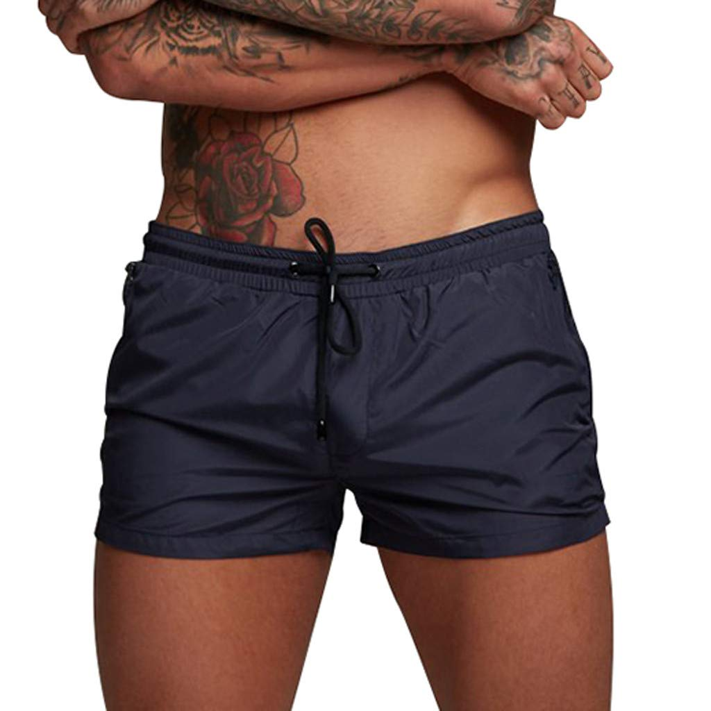 ICN&CVKX Pantalon Corto Padel Hombre, Hombres Moda ...