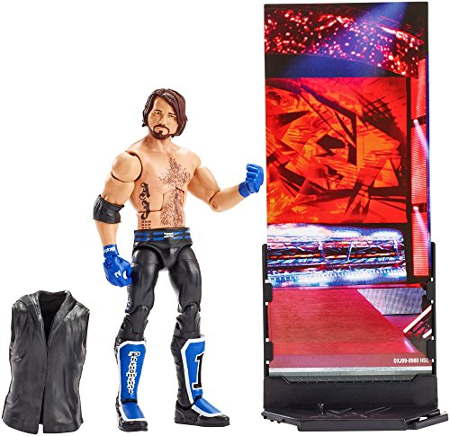 WWE AJ Styles Action…