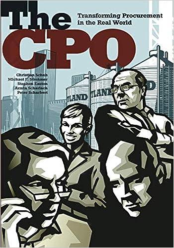 amazon the cpo transforming procurement in the real world