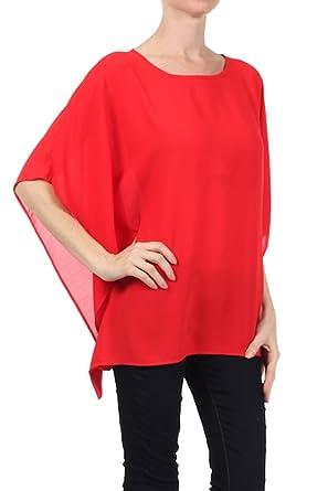 wholesale dealer a380f 9ef98 Nachtigall+Lerche Bluse Tunika Shirt Sommer Kimono Abend ...