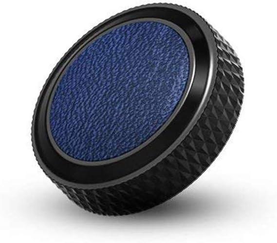 JJC SRB-BK Blue Deluxe Soft Release Button pour cam/éras