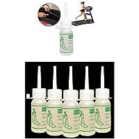 Treadmill Lubricant Oil, Treadmill Belt Lubricant Oil, 100 Silicone No Odor & No Propellants Applicator Tube for Full…