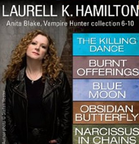 Laurell K. Hamilton's Anita Blake, Vampire Hunter collection 6-10 (mass market paperback) (Anita Blake Vampire Hunter, 6-10) by Penguin Publishing