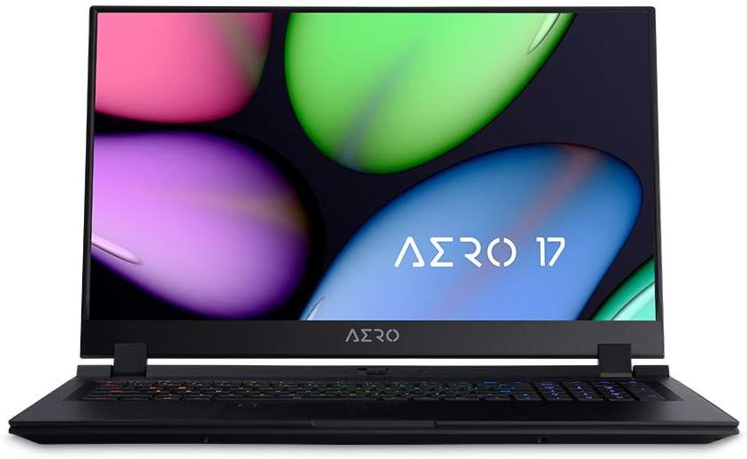 [2020] Gigabyte AERO 17 XB Thin+Light Performance Laptop, 17.3