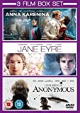 Anna Karenina/Jane Eyre/Anonymous [DVD]