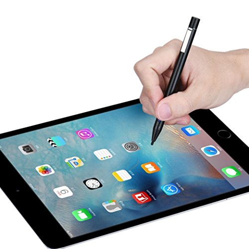 Touch-PenScreen-Touch-Pen-Stylus-with-USB-Charging-Wire-for-iPad-234miniProAir-by-Sunfei
