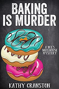 Baking Murder Bees Bakehouse Mysteries ebook product image