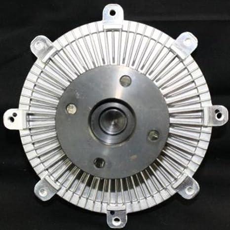 CPP Heavy-duty térmica ventilador de embrague para 05 - 08 Nissan Frontier, Pathfinder, Xterra: Amazon.es: Coche y moto