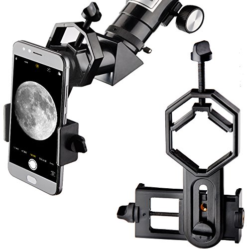 Landove Universal Smartphone Optics Digiscoping Adapter for