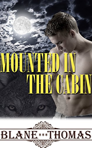 Mounted In The Cabin Mmm Gay Shifter Romance Gay Pnr Quick Read