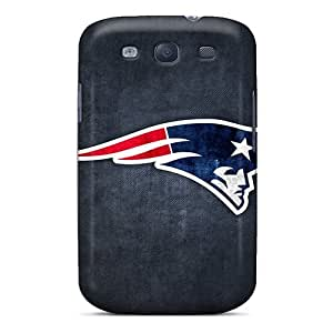 For Galaxy S3 Protector Case New England Patriots 11 Phone Cover