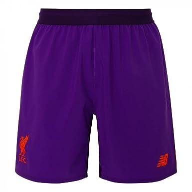 774f3c64684 Liverpool FC 18 19 Away Football Shorts - DV  Amazon.co.uk  Sports ...