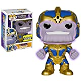 Funko Guardians of The Galaxy Thanos Pop! Glow in