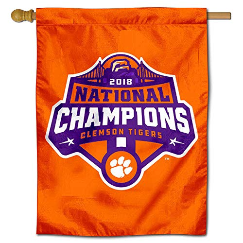 Clemson University Tigers College Football National Champions