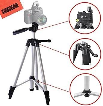 Gadget Place Compact Camera Handle for Nikon DL18-50 DL24-85 DL24-500