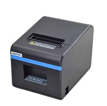 SDZSH 80MM POS Impresora Térmica De Recibos, con Puerto USB ...