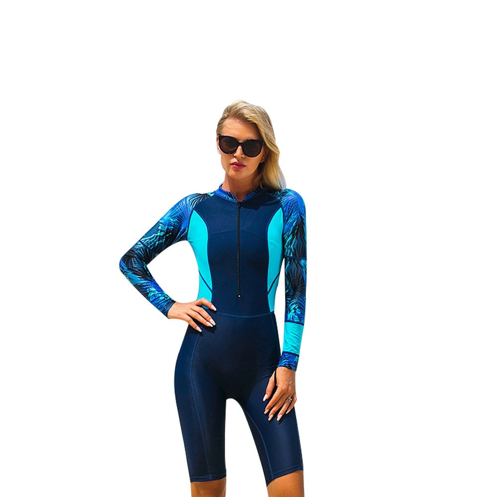 a254f9b906 Amazon.com   TZ TED Full Wetsuit Lycra UV Protection Back Zip Diving  Surfing Snorkeling Swimming Suit Keep Warm 207   Sports   Outdoors