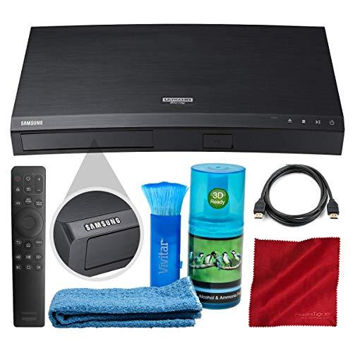 Samsung UBD-M8500/ZA 4K UHD Blu-Ray Player Deluxe Bundle