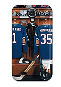 Vicky C. Parker's Shop Hot edmonton oilers (25) NHL Sports & Colleges fashionable Samsung Galaxy S4 cases 5785615K369451345