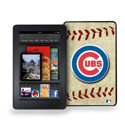 Pangea MLB Chicago Cubs Kindle Fire Vintage Baseball Cover