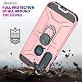 Moto G8 Plus Case,Moto G Stylus/ G8 Power Case with