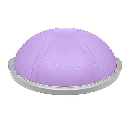 Balón de Equilibrio semicircular, para Yoga, rehabilitación y ...