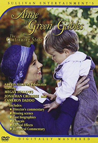 DVD : Anne of Green Gables: The Continuing Story (Remastered)