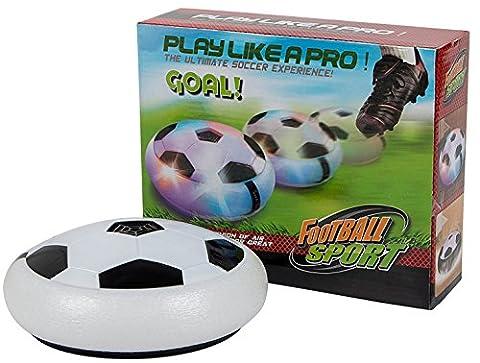 Eternal EL1 Hover Ball Toys for Boys/Air Power Soccer Disk Ball Boy Toys,6.7 inches - Power Air Hockey