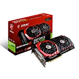 MSI GeForce GTX 1080 GAMING X 8G Video Card 8GB GDDR5X 256-Bit PCI Express SATA HDMI/DVI-D/3xDisplayPort Retail