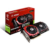MSI Gaming GeForce GTX 1080 8GB GDDR5X SLI DirectX 12 VR Ready Graphics Card (GTX 1080 GAMING X 8G)
