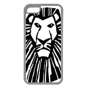 iphone 5c case,Excellent Protection,Provides protection and prevents scratches,rubber Case for iPhone 5,lion king