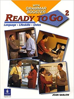 Ready to Go 2 with Grammar Booster: With Grammar Booster Level 2