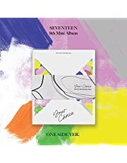 SEVENTEEN 8th Mini Album 'Your Choice' (ONE SIDE version)