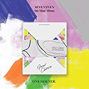 SEVENTEEN 8th Mini Album `Your Choice' [ONE SIDE vers