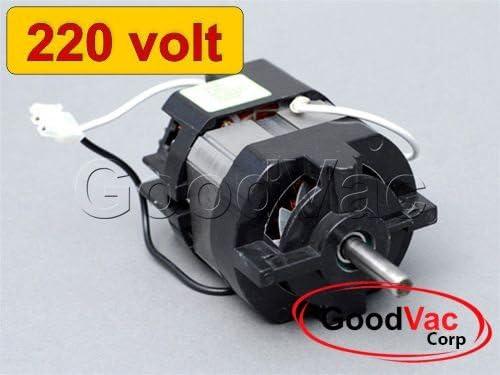 RAINBOW para aspiradora E2 Boquilla Snap-In Motor. 220 V: Amazon.es: Hogar