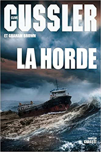 La horde - Clive Cussler 2016
