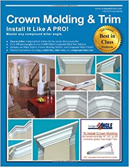 how to install decorative angle on the open sided staircase