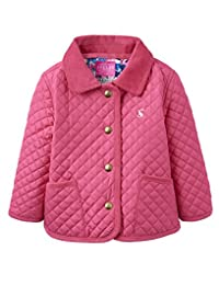 Joules Girls' Mabel Quilted Jacket