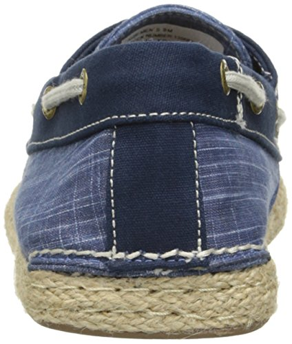 Gbx Mens Dore Slip-on Loafer Tvätta Blå