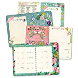 Katie Daisy 2020 On-the-Go Weekly Planner: 17-Month Calendar with Pocket