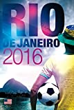 Olympics 2016 Rio De Janeiro Sports Poster 24x36