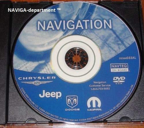 navigation system chrysler 300 - 9