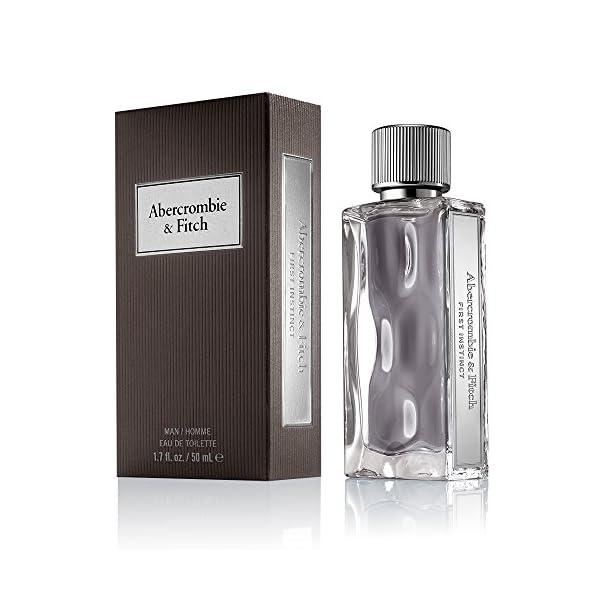 Abercrombie & Fitch First Instinct Eau De Toilette, 50ml Luxury