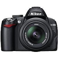 Nikon D3000 Fotocamera digitale 10.75 megapixel (Ricondizionato Certificato)