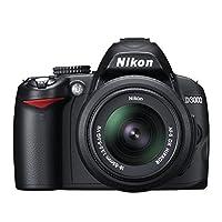 D3000 Digital SLR Camera body only (Certified Refurbished)