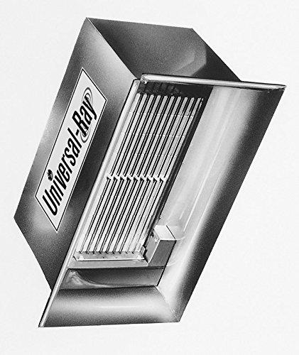 Universal Ray IR 30 - 30,000 BTU, Natural Gas, Ceramic High Intensity Infrared Heater - 120V, Made in USA