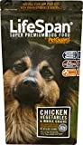 PetGuard Life Span Chicken Flavor Dry Dog Food, 8-Pounds (Pack of 1)